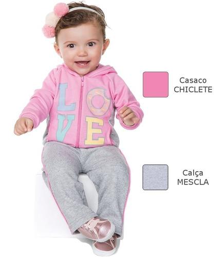 conjunto bebê menina