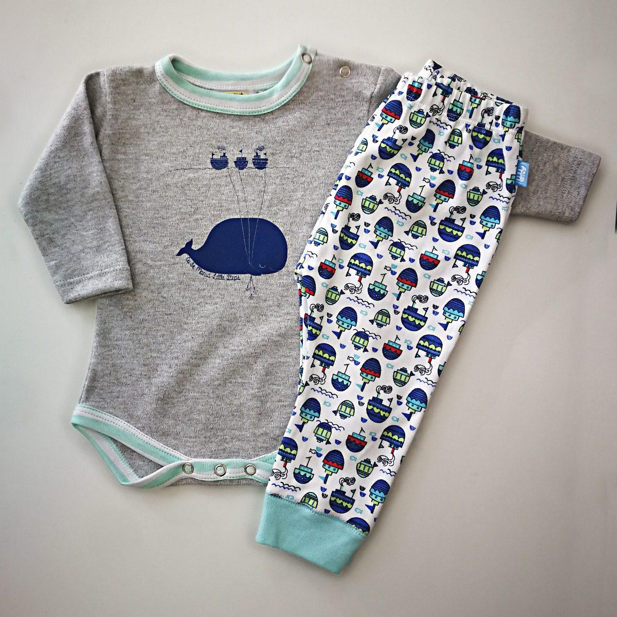 40f7989a8 conjunto bebé body manga larga y pantalón o ranita algodón. Cargando zoom.