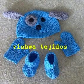 8118018bc Gorros Tejidos Para Bebes Varon - Ropa y Accesorios en Mercado Libre ...