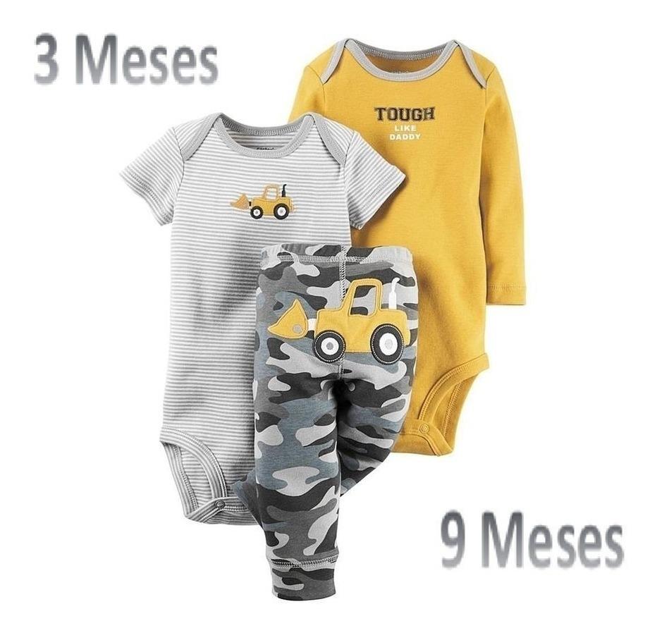 5fa52d346 Conjunto Bebe (ropa) Niño Y Niña Carters Importados Usa