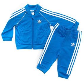 6072cde58620 Conjunto Bebe Sudadera Y Pants adidas Originals D96058