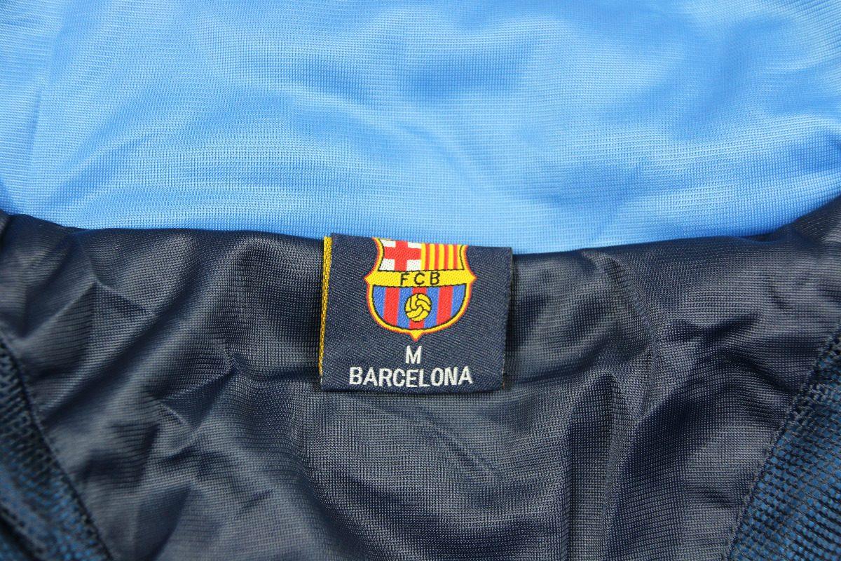 Conjunto Blusa E Calca Agasalho De Time Barcelona Masculino - R  188 ... 8b6ea1198ef1a