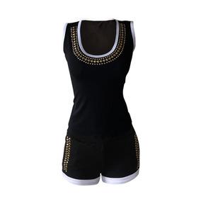 d3a7b54299 Roupa Feminina Conjunto Short Blusa - Calçados