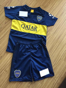 1ee3def43 Conjunto Boca Juniors Infantil en Mercado Libre Argentina