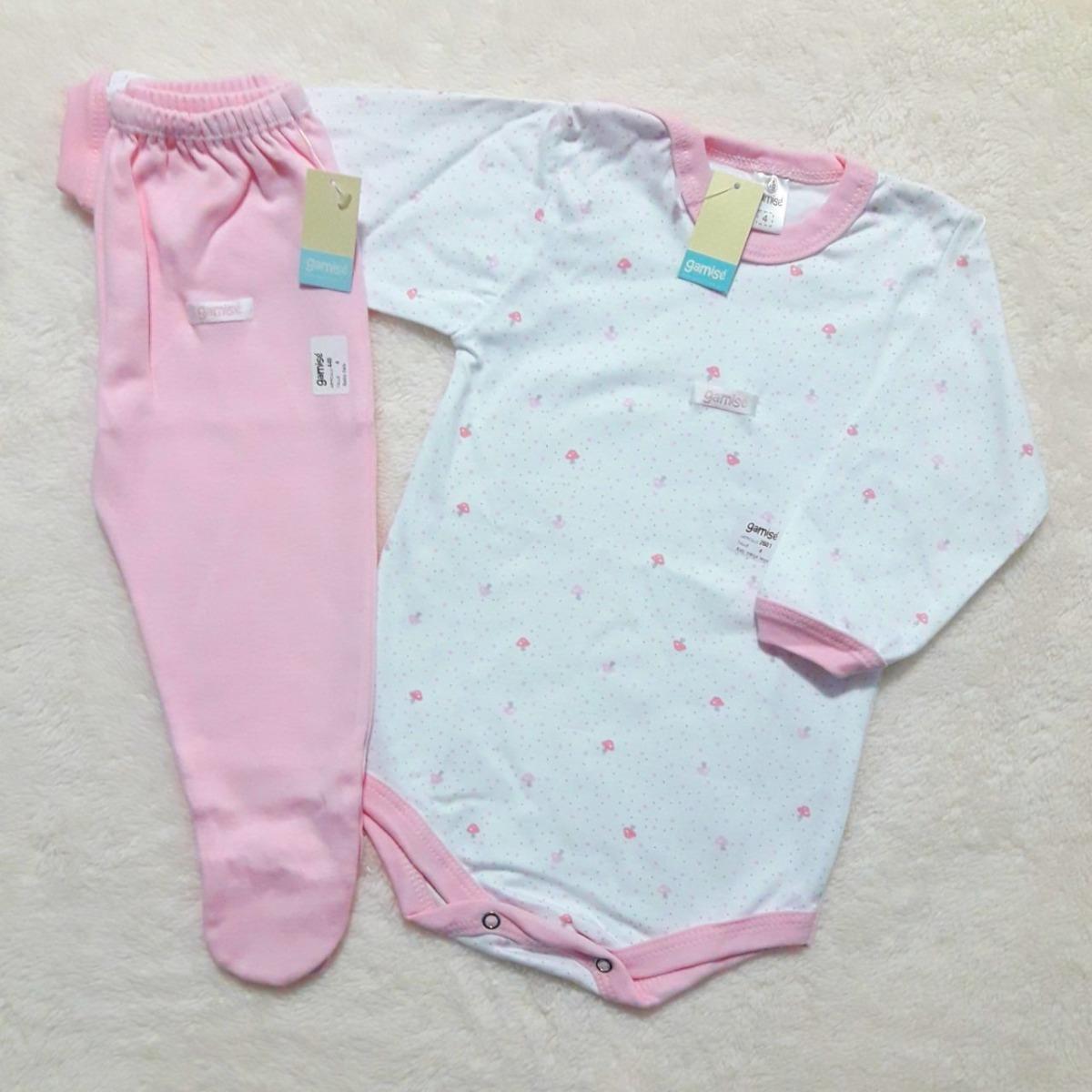 13baf3ee7 conjunto body y ranita 9 meses talle 4 bebé gamisé ropa nena. Cargando zoom.