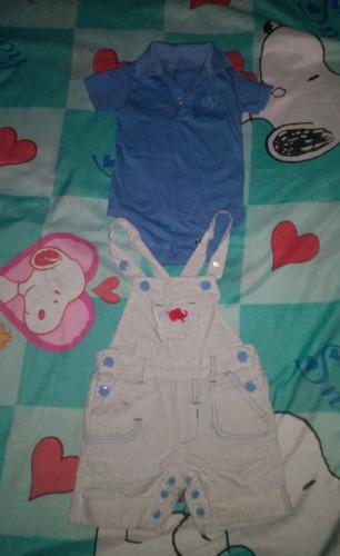 conjunto braga body de broche talla 3 meses bebes niños