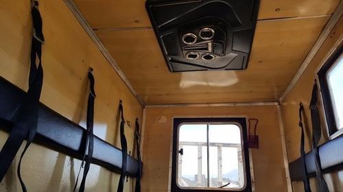 conjunto cabine suplementar / carroceria ano 2012