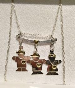 4cbfb60fb2ae Collar De Oro Hijos - Cadenas y Collares en Mercado Libre Argentina