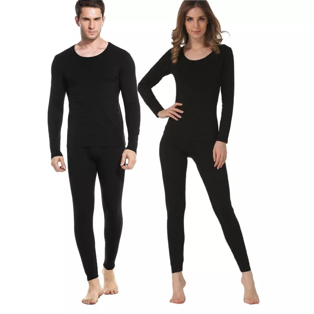 f31785d0f conjunto calça blusa térmica roupafrio segunda pele feminino. Carregando  zoom.