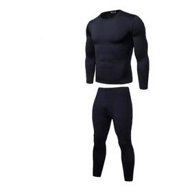 Conjunto Calça E Blusa Térmica Flanelada Ref: 801/088