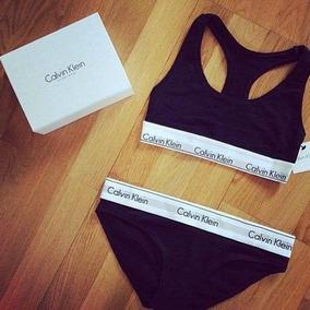 ropa deportiva de alto rendimiento disfruta de un gran descuento San Francisco Conjunto Calvin Klein Y Bikini Victoria´s Secret