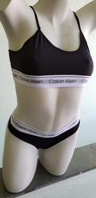 c817f09e1 Conjunto Calcinhas sutia Calvin Klein Tamanho Gg - Lingerie em Rio ...