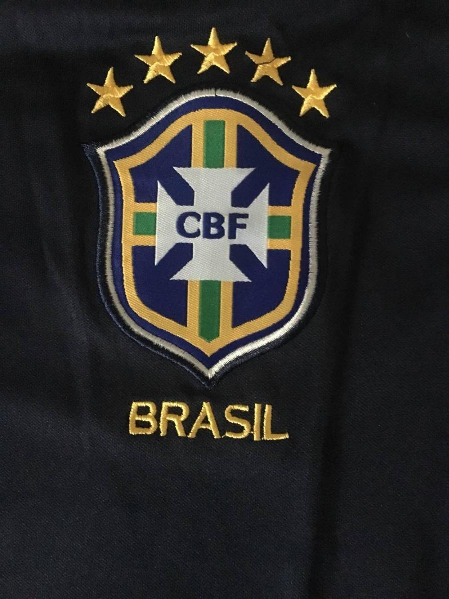 744b3f0d0f30d conjunto camisa + calça treino nike brasil drill masculina. Carregando zoom.