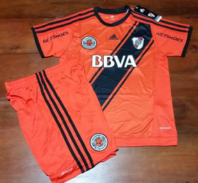 da2561209 Camiseta River Naranja Niños - Fútbol en Mercado Libre Argentina