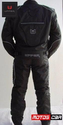 conjunto campera pantalon moto termico upper