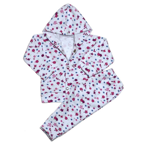 conjunto campera y pantalón de algodón bebes
