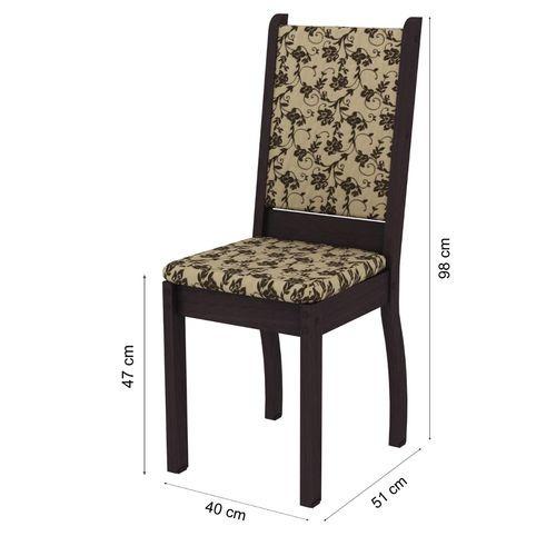 conjunto canto alemão dortmund madesa com mesa e 2 cadeiras