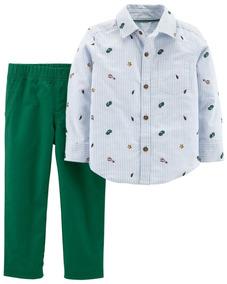 373225a02 Camisas Carters - Ropa, Bolsas y Calzado en Mercado Libre México