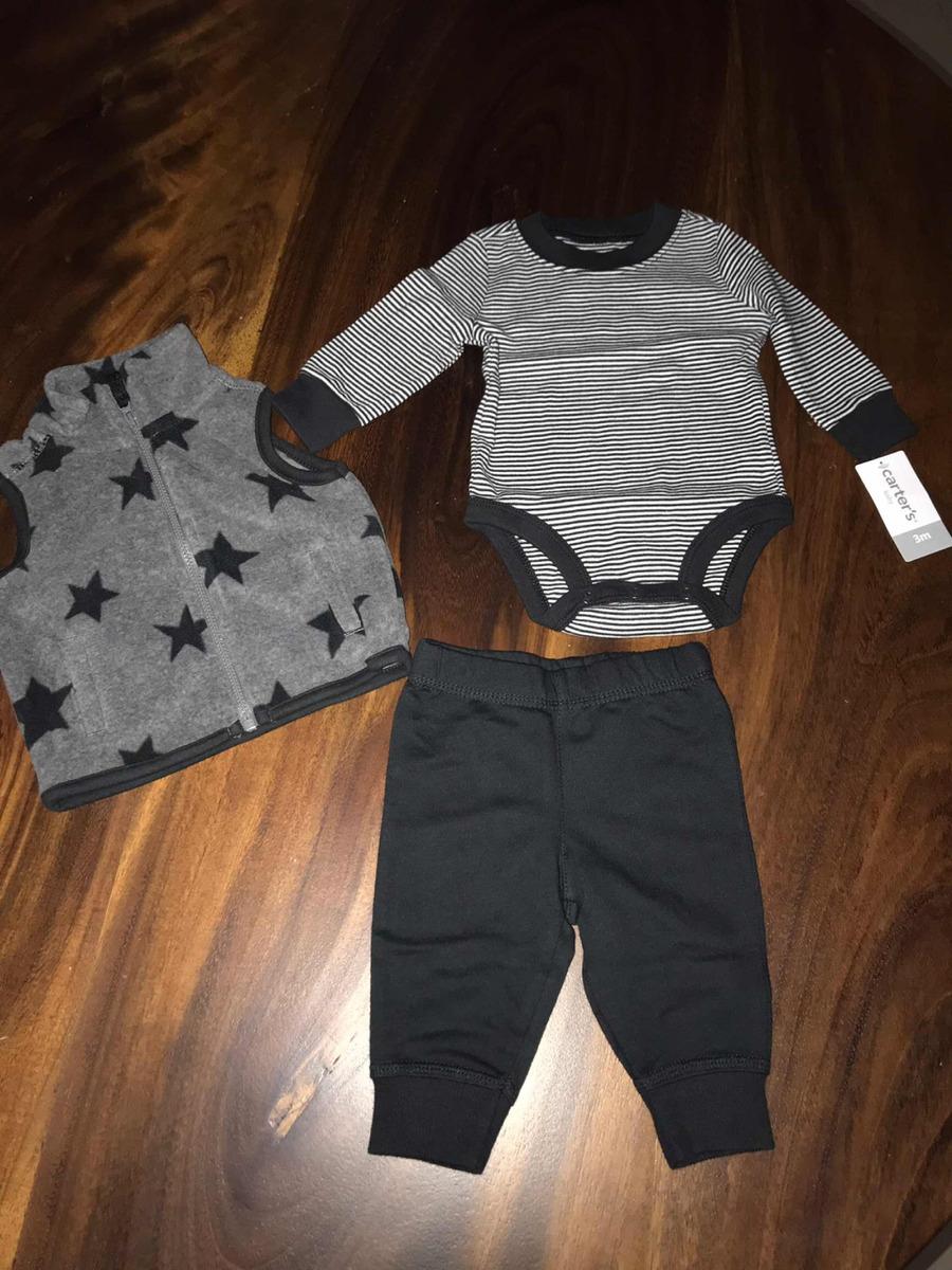 c2e44d4cd6e Conjunto Carters Para Niña Y Niño Varios Modelos -   520.00 en ...