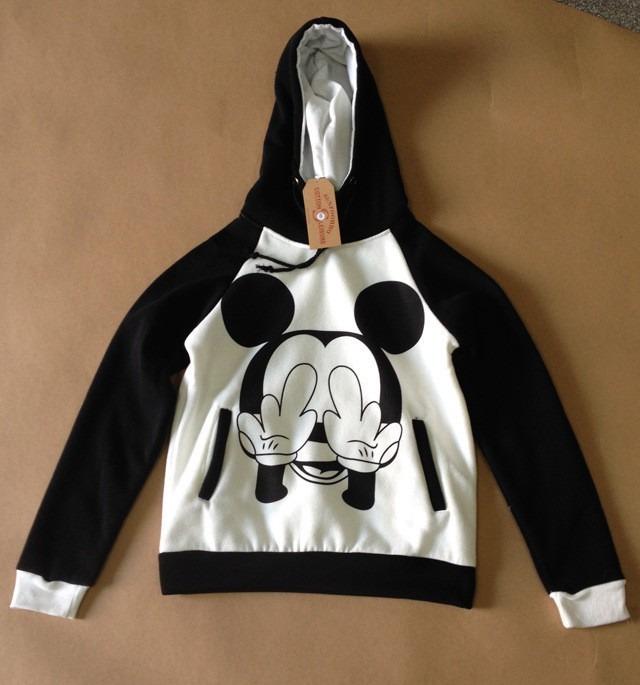 424f844707 Conjunto Casaco Moletom Mickey Disney Adulto - Blusa E Calça - R ...