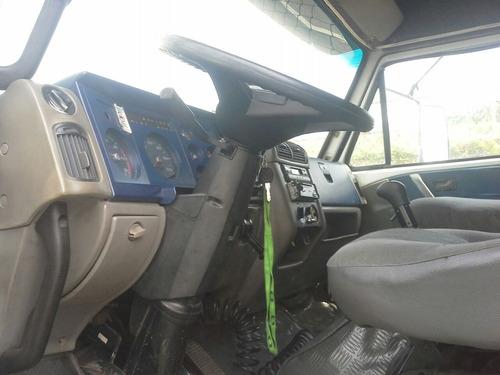 conjunto cavalo vw 18310 + carreta com serviço linha saoxpoa