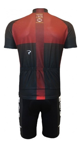 conjunto ciclismo bermuda + camisa + luva brinde- p a 3g