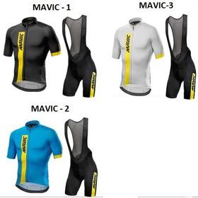 Conjunto Ciclismo Bretele/camisa Mavic
