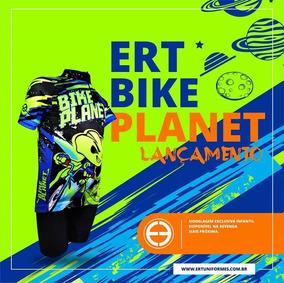 d8a1fc004 Conjunto Roupa De Bike Ert - Ciclismo no Mercado Livre Brasil