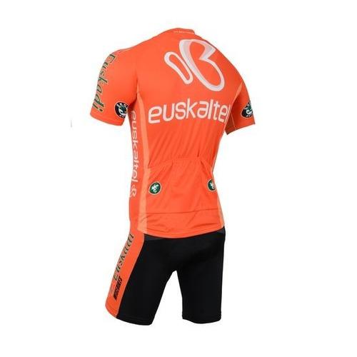 conjunto ciclismo tricota + malla euskaltel oferta nuevo!
