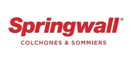 conjunto colchón springwall mcb115 + sommier msx118 140x190