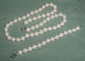 acb5827f7979 Collar Perlas De Cultivo - Cadenas y Collares en Mercado Libre Argentina