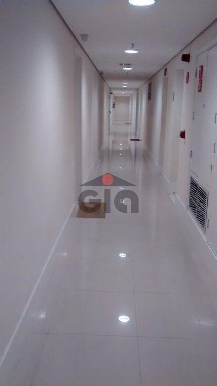 conjunto comercial 46 m2 - chacara santo antonio - gi873