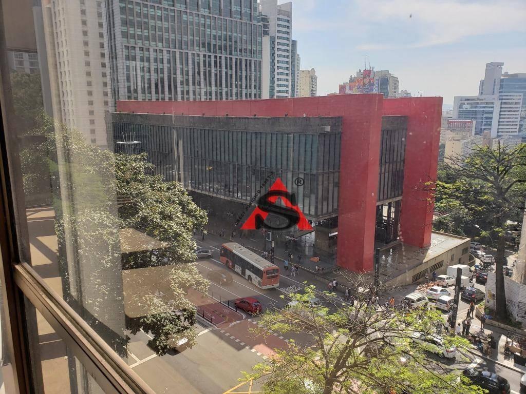conjunto comercial ao lado do metrô e av. paulista - cj0489