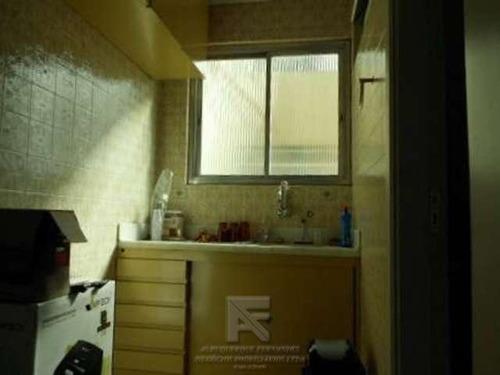 conjunto comercial c/2 salas e recepção c/ 1 vaga - 1769-1