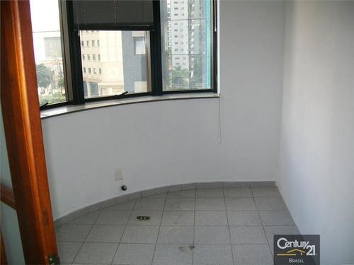 conjunto comercial com quatro salas junto a av. ibirapuera,