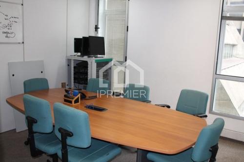 conjunto comercial de 419 m², 2 vagas para locação na avenida paulista. - mo9008