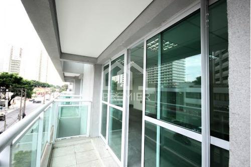 conjunto comercial em prédio moderno e excelente localização! - mo1260
