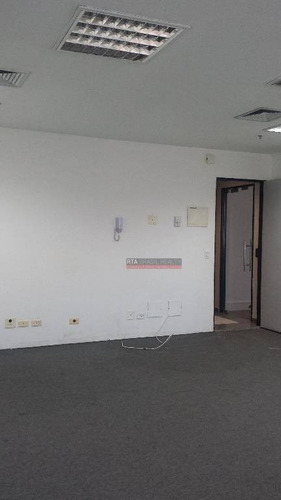 conjunto comercial para locação, chácara santo antônio (zona sul), são paulo. - cj0007