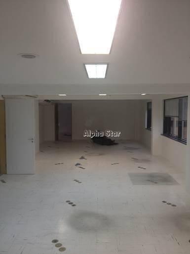 conjunto comercial para locação, edifício personal, alphaville  barueri.- sa0010. - sa0010