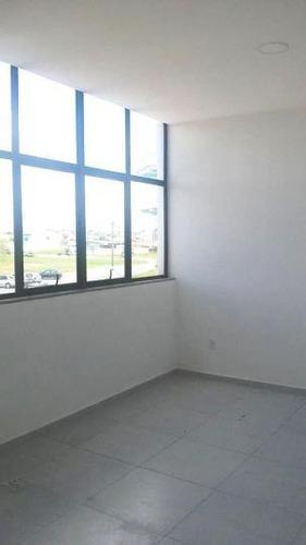 conjunto comercial para locação em porto real, imperial center - 0634