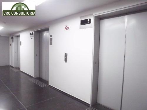conjunto comercial para locação na avenida paulista, são paulo/sp! - sl00105 - 31954594