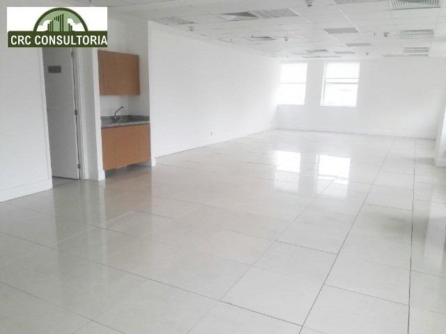 conjunto comercial para locação na avenida paulista, são paulo/sp! - sl00107 - 31954739