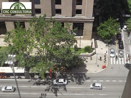 conjunto comercial para locação na avenida paulista, são paulo/sp! - sl00136 - 32069470