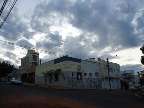 conjunto comercial para locação, vila santa tereza, bauru - cj0062. - cj0062