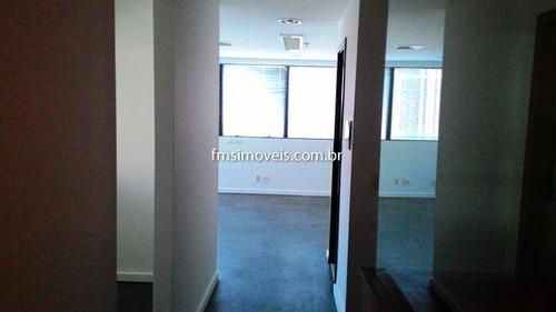 conjunto comercial para para alugar com   123 m2 no bairro moema, são paulo - sp - cps2433