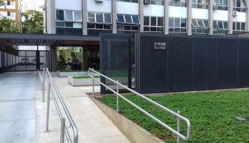 conjunto comercial para venda e locação, andar alto, alameda lorena, jardim paulista, são paulo - cj3849. - cj3849