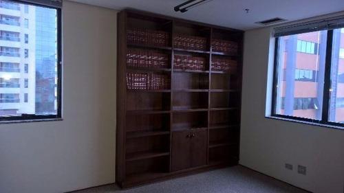 conjunto comercial para venda e locação, brooklin paulista, são paulo. - codigo: cj0019 - cj0019