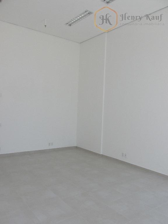 conjunto comercial para venda e locação, santo amaro, são paulo. - cj0164