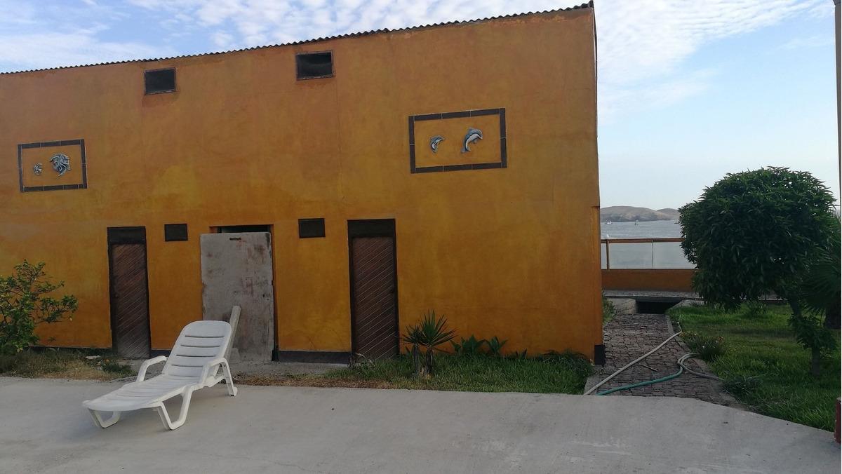 conjunto de 3 casas con piscina acceso a playas