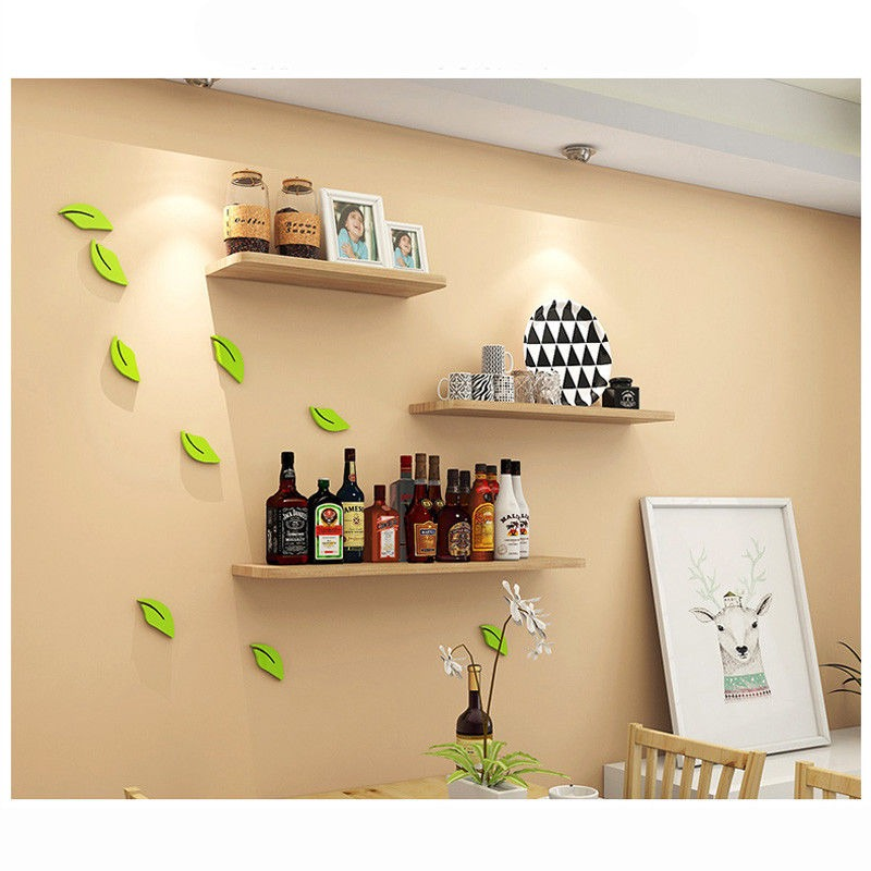 Conjunto de 3 flotantes estantes pared pared repisa 2 - Estantes para pared ...